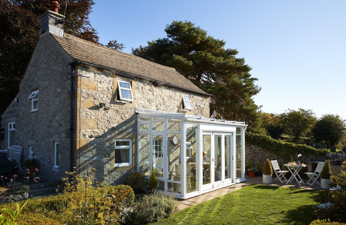 Winsmore Cottage a british holiday cottage for 2 in ,