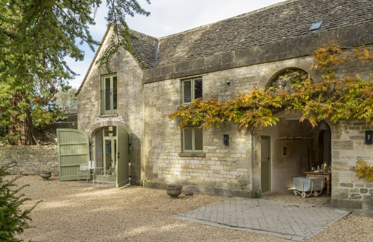 The Coach House at The Lammas a british holiday cottage for 4 in ,