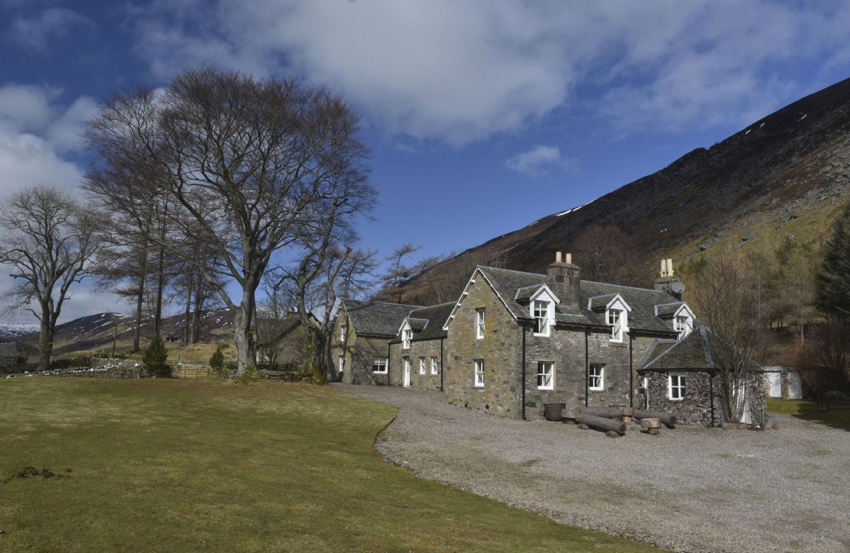 Conichan a british holiday cottage for 4 in ,