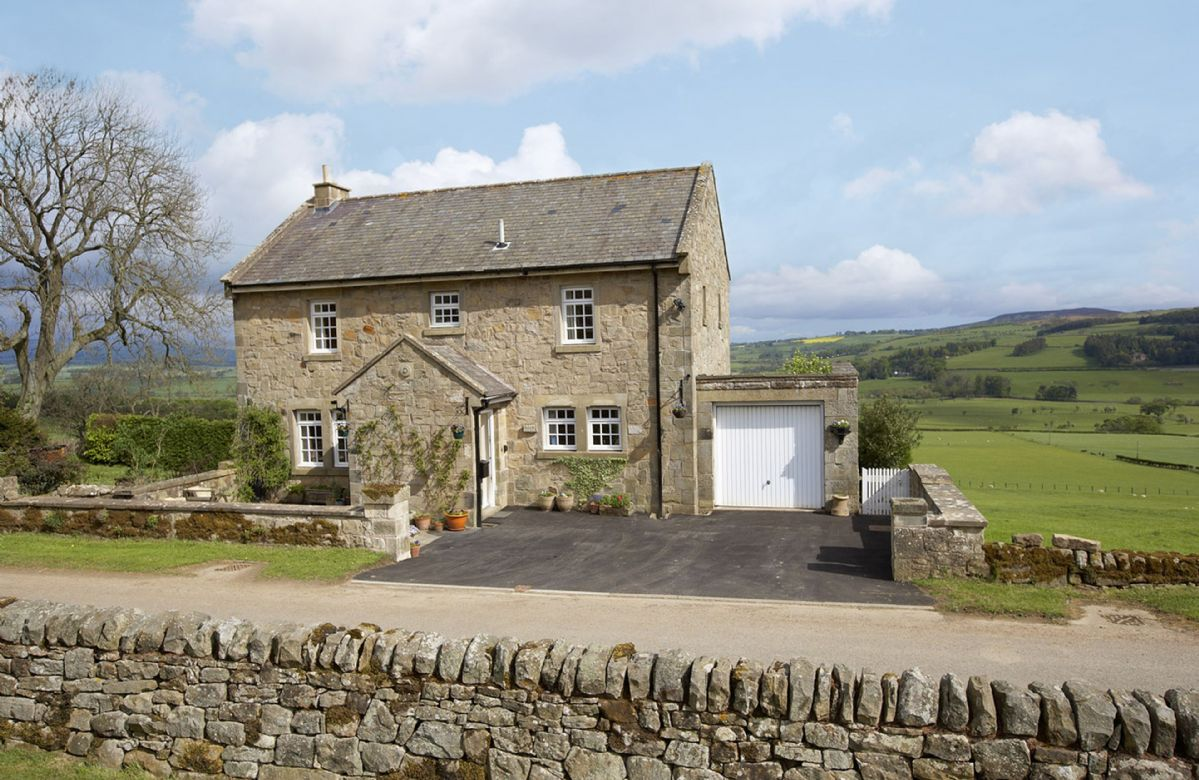 Croft House a british holiday cottage for 7 in ,
