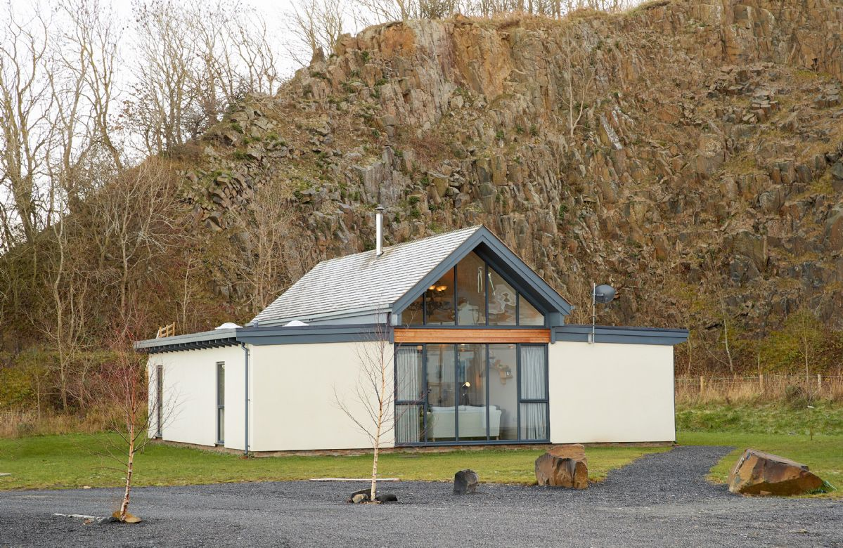 Mallow Lodge a british holiday cottage for 4 in ,
