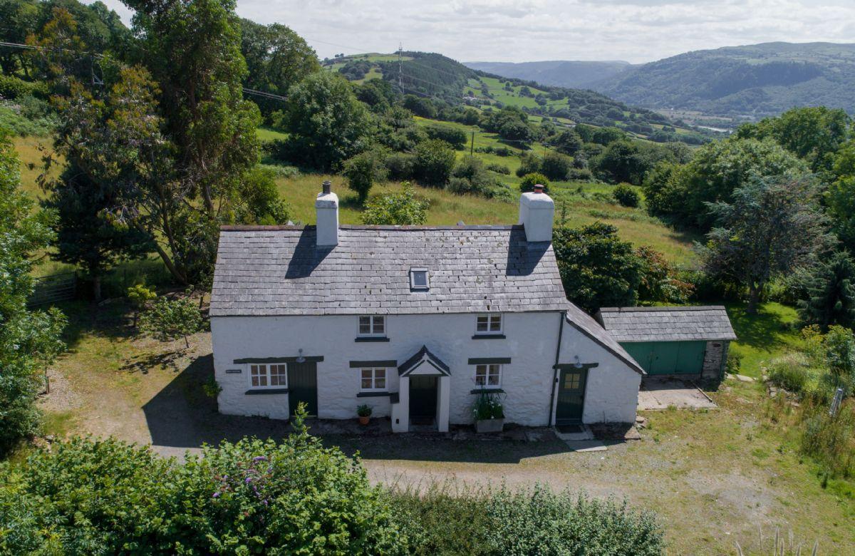 Bryn Rhydd a british holiday cottage for 4 in ,