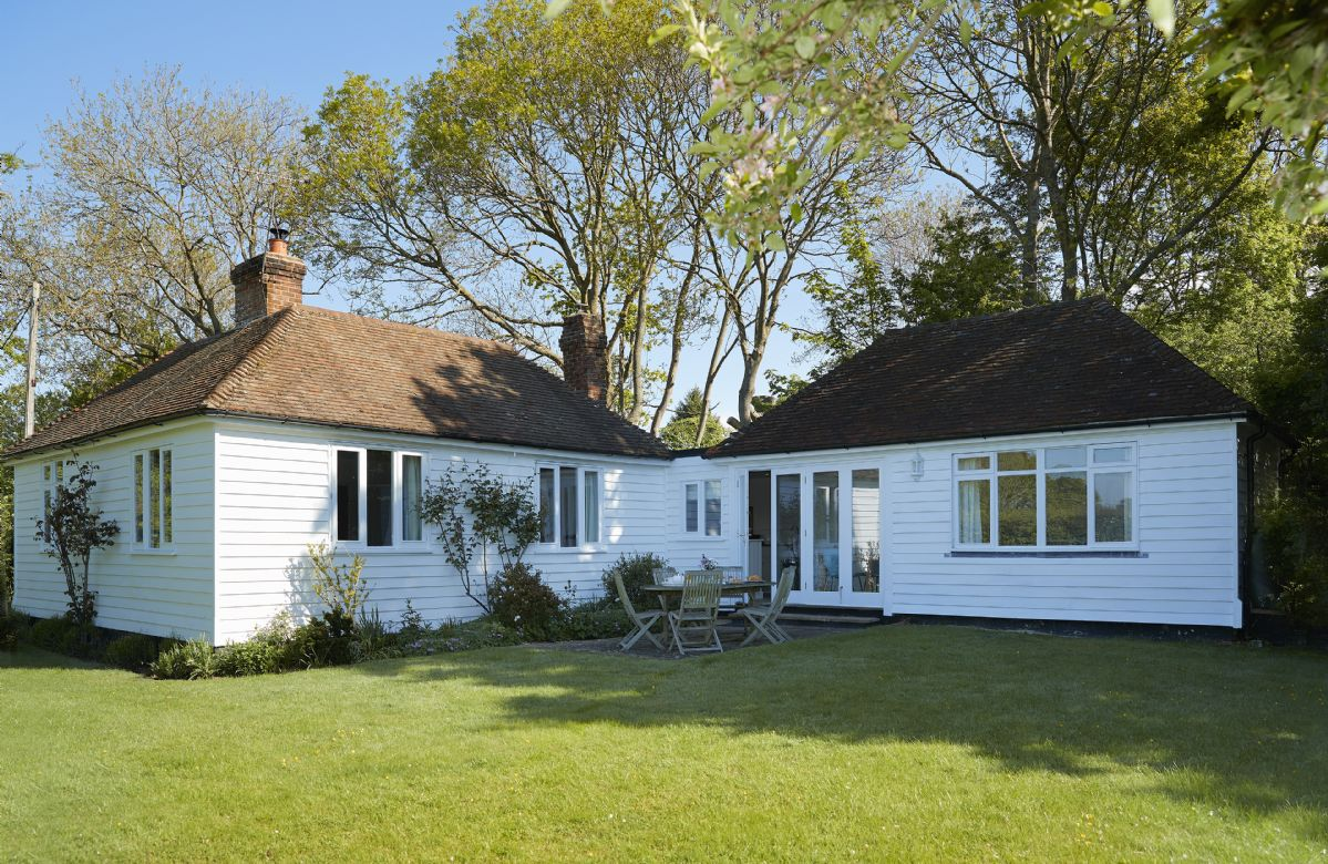 Tufton Croft a british holiday cottage for 4 in ,