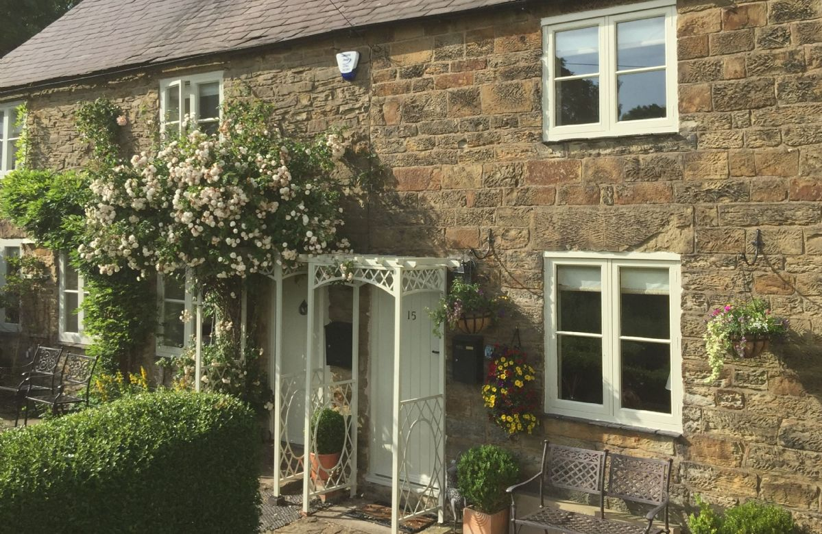 Jasmine Cottage a british holiday cottage for 4 in ,