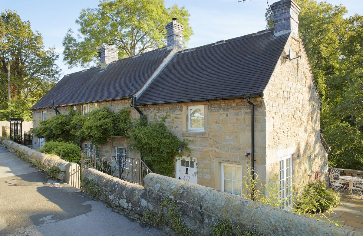 Bridge Foot Cottage a british holiday cottage for 6 in ,