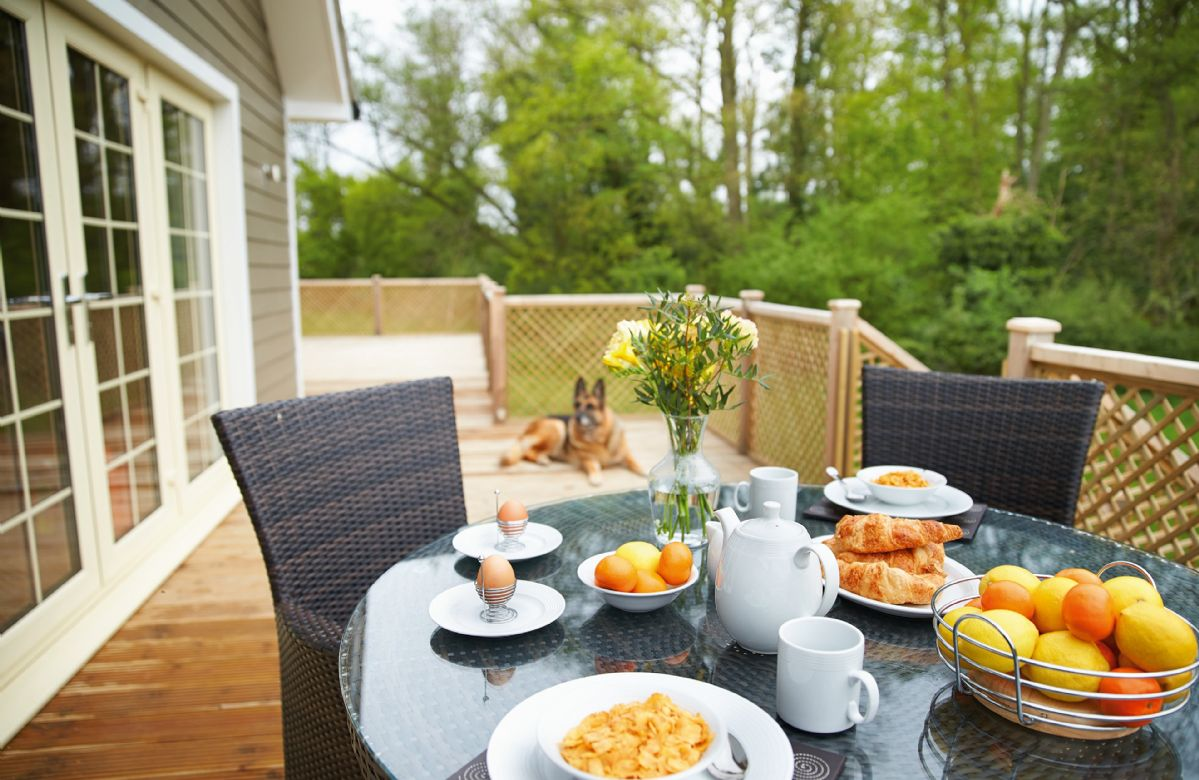 Brook Lodge a british holiday cottage for 2 in ,