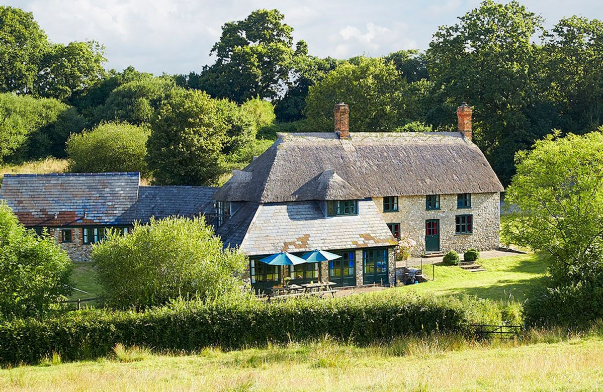 Chubbs Farm a british holiday cottage for 12 in ,