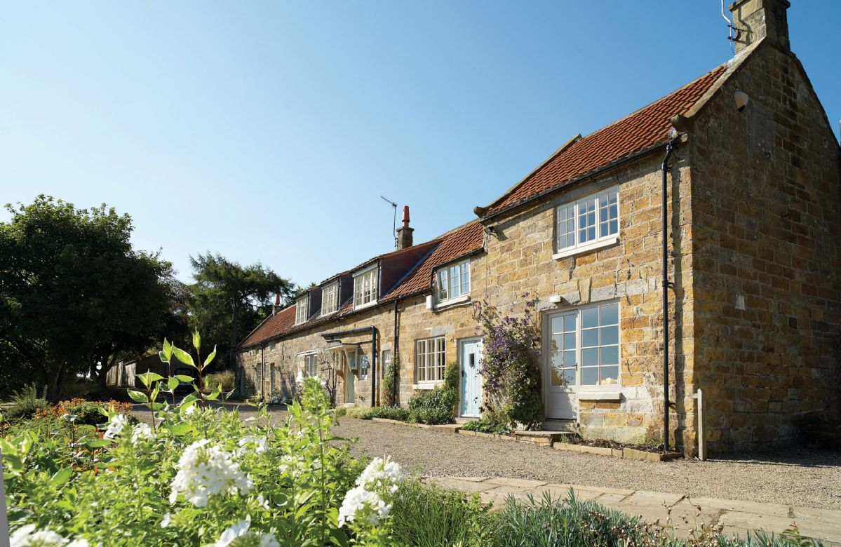 Hillside Farm a british holiday cottage for 10 in ,