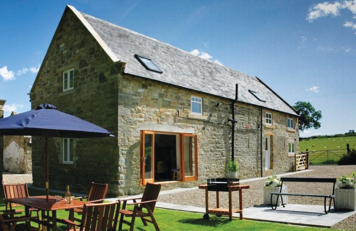 Haughton Castle - Farm House a british holiday cottage for 6 in ,