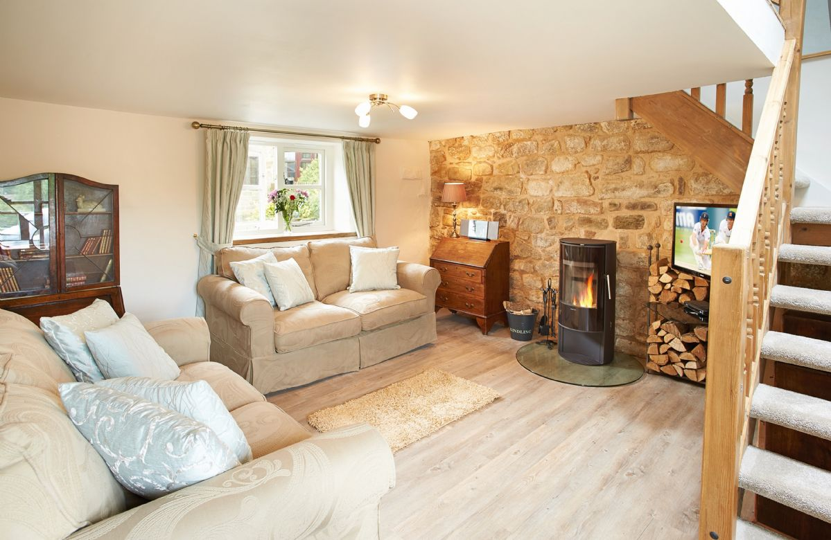Pendleton Cottage a british holiday cottage for 2 in ,