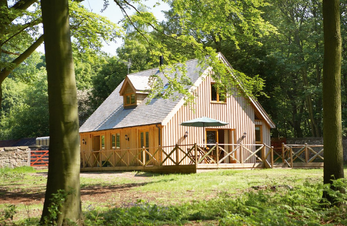 Deerpark Lodge a british holiday cottage for 6 in ,
