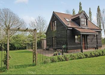 Orchard Cottage Holiday Lodges in Suffolk