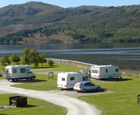 Resipole Farm Holiday Park Holiday Lodges in Highlands