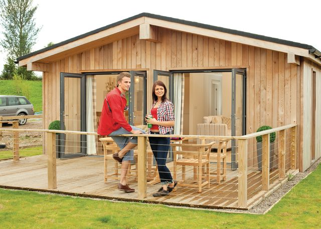 West Tanfield Lodges Holiday Lodges in Yorkshire
