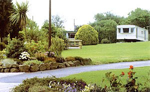 St. Day Holiday Park Holiday Lodges in Cornwall