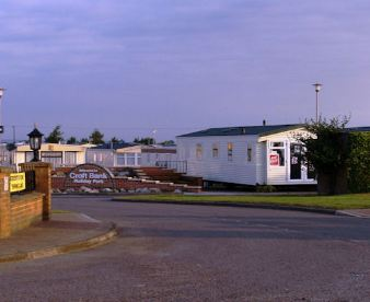 Croft Bank Holiday Park Holiday Lodges in Lincolnshire