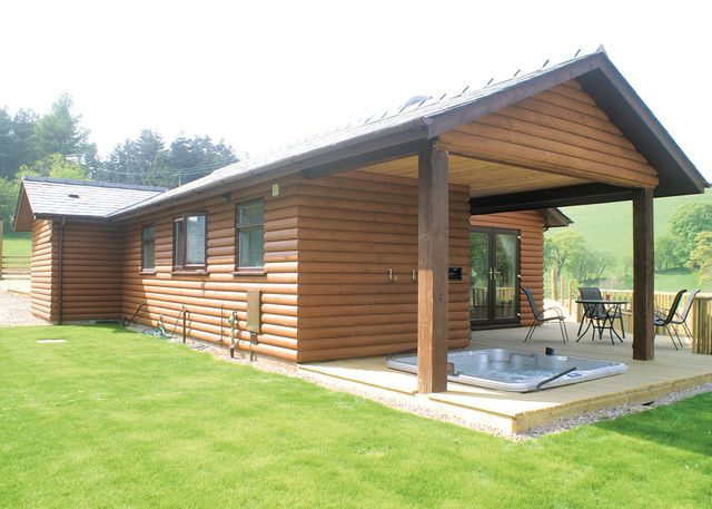 Lower Fishpools Lodges Holiday Lodges in Powys