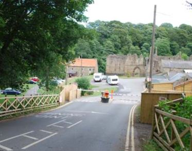 Finchale Abbey Caravan Park Holiday Lodges in County Durham
