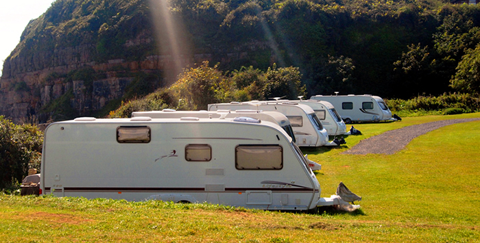 St. Davids Park Holiday Lodges in Anglesey