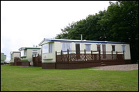 Riverview Caravan Park Holiday Lodges in Angus