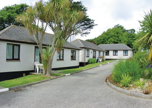Kenegie Manor Holiday Park, Penzance,Cornwall,England