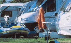 Riverside Caravan Park Holiday Lodges in Warwickshire