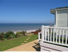 Beach Caravan and Chalet Park Holiday Lodges in Conwy