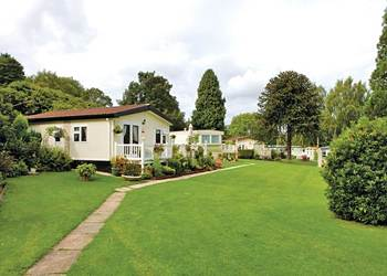 Woodlands Hall Holiday Lodges in Denbighshire
