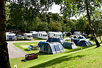 Black Rock Caravan and Camping Park Holiday Lodges in Highlands