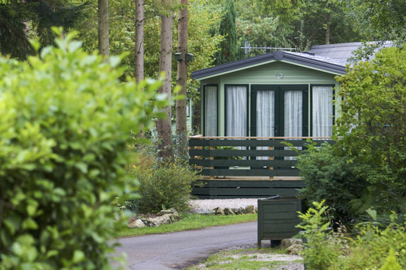 Newby Bridge Caravan Park Holiday Lodges in Cumbria