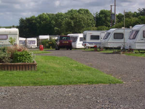 Chapmanswell Caravan Park Holiday Lodges in Cornwall
