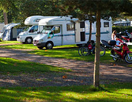 Lowther Holiday Park Holiday Lodges in Cumbria