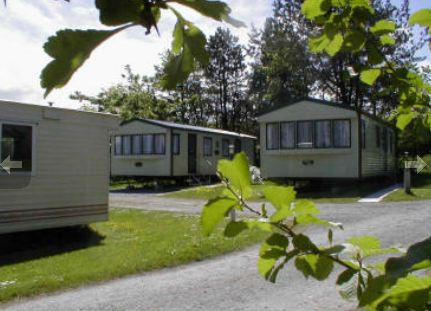 Hentervene Holiday Park Holiday Lodges in Cornwall