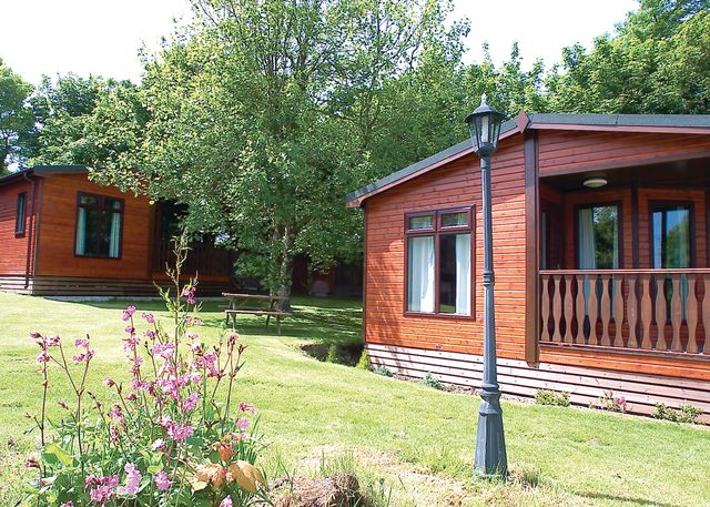 St Tinney Farm Holiday Lodges in Cornwall