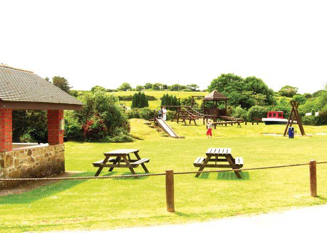 Calloose Holiday Park, Leedstown,Cornwall,England