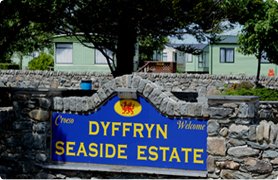 Dyffryn Seaside Estate Co Ltd Holiday Lodges in Gwynedd