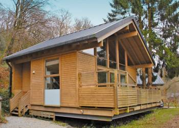 Deerpark Forest Holiday Lodges in Cornwall