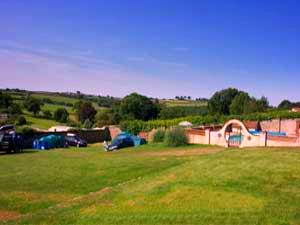Smytham Manor Holiday Lodges in Devon