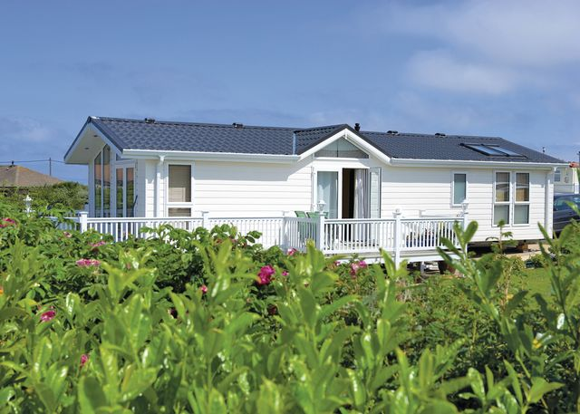Seafield Caravan Park Holiday Lodges in Northumberland