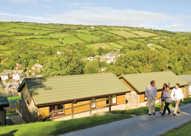 Manleigh Park Holiday Lodges in Devon