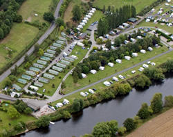 Orleton Rise Holiday Home Park Holiday Lodges in Shropshire