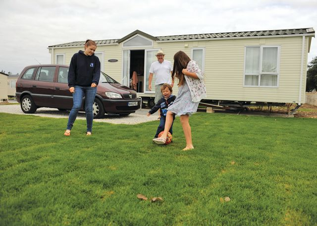 Piran Meadows Holiday Lodges in Cornwall