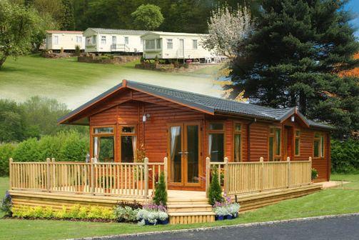 Knighton On Teme Caravan Park Holiday Lodges in Worcestershire