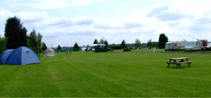 Craigendmuir Caravan and Camping Park Holiday Lodges in Ayrshire