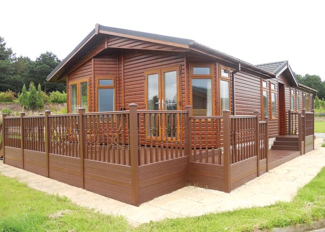 Wolds Retreat Holiday Lodges in Lincolnshire