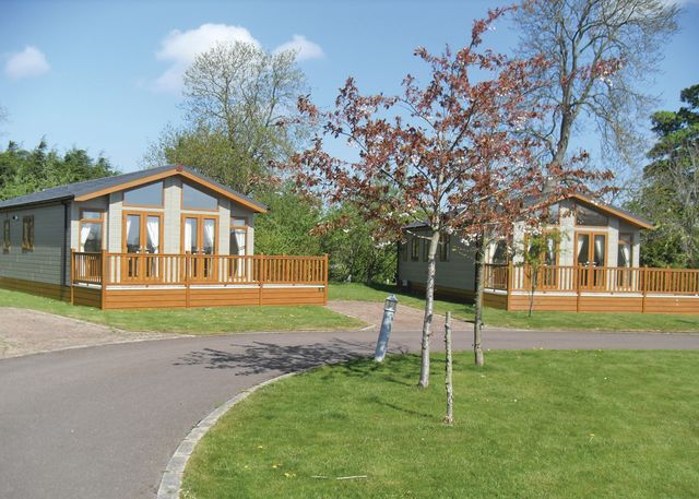 Ranksborough Hall Lodges Holiday Lodges in Leicestershire