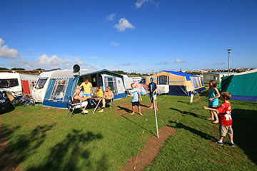 Trenance Holiday Park Holiday Lodges in Cornwall