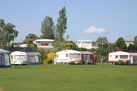 Brompton Caravan Park Holiday Lodges in Yorkshire