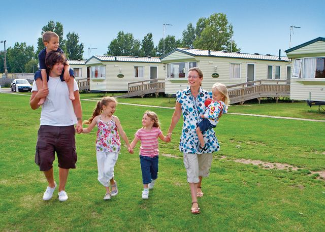 Seawick Holiday Village, Clacton on Sea,Essex,England