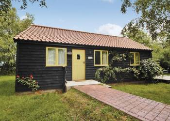 The Old Orchard Cottages Holiday Lodges in Suffolk